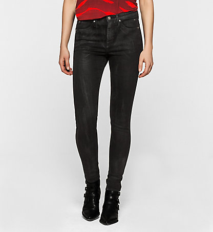 CALVIN KLEIN JEANS High Rise Sculpted Skinny Jeans J20J200882918