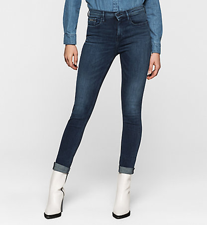 CALVIN KLEIN JEANS High-Rise Skinny-Jeans J20J200982915