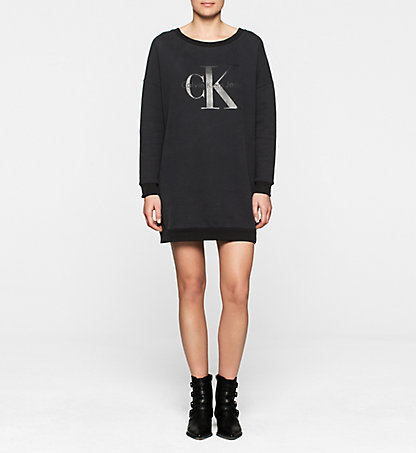 CALVIN KLEIN JEANS Sweater Dress - Dovali J20J200995099