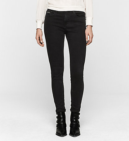CALVIN KLEIN JEANS High-Rise Skinny-Jeans J20J201048918
