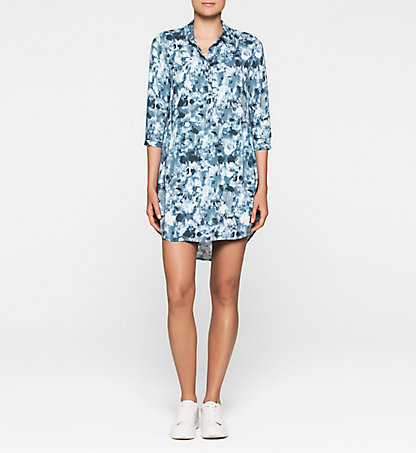 CALVIN KLEIN JEANS Shirt Dress - Darby J20J201230002