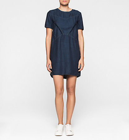 CALVIN KLEIN JEANS Denim Dress - Daria J20J201244863