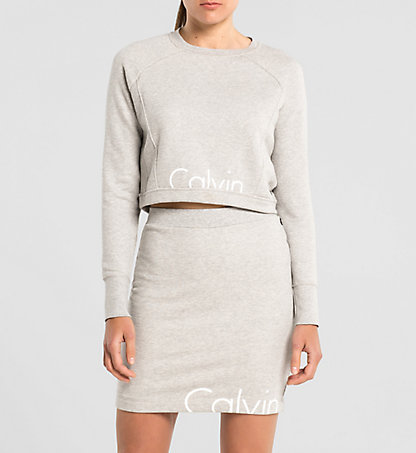 CALVIN KLEIN JEANS Sweat-shirt court - Hara J20J201305038