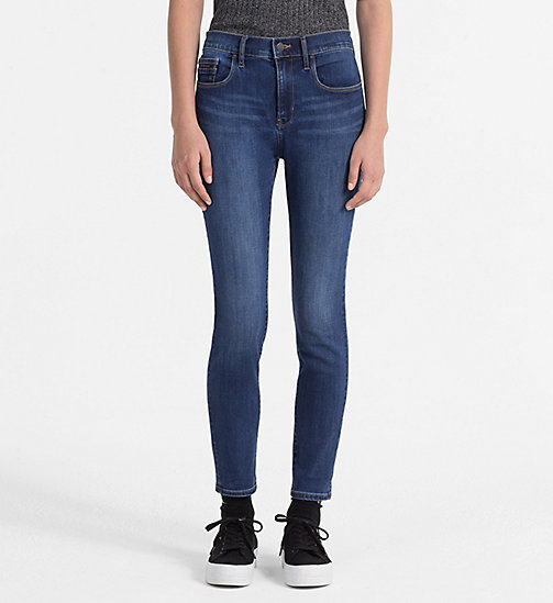CKJEANS High Rise Skinny Jeans - WONDER MID - CK JEANS JEANS - main image