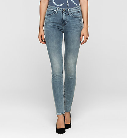 CALVIN KLEIN JEANS High-Rise Sculpted Skinny-Jeans J20J204679911