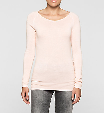 CALVIN KLEIN JEANS Cotton Silk Sweater J20J204752689