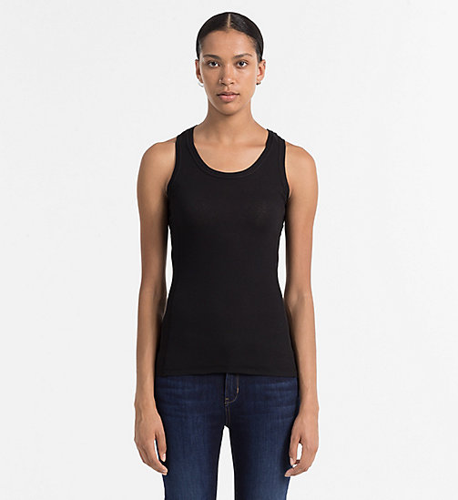 Tank Top - CK BLACK - CK JEANS T-SHIRTS - main image