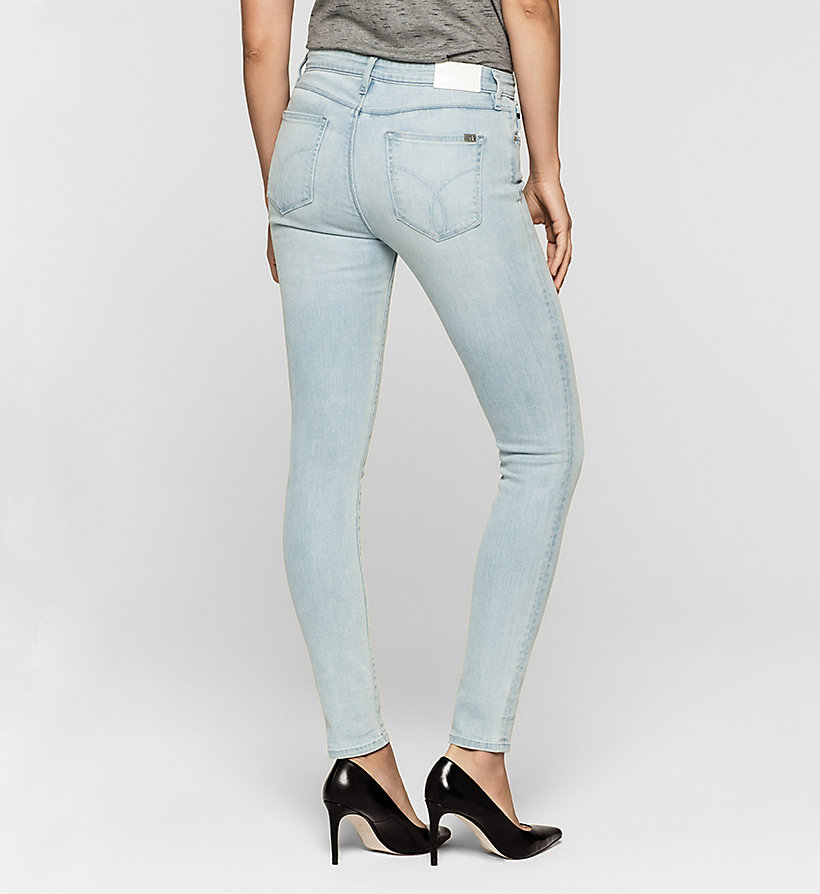 CKJEANS High Rise Skinny Jeans - SKY RIDER - CK JEANS JEANS - detail image 1