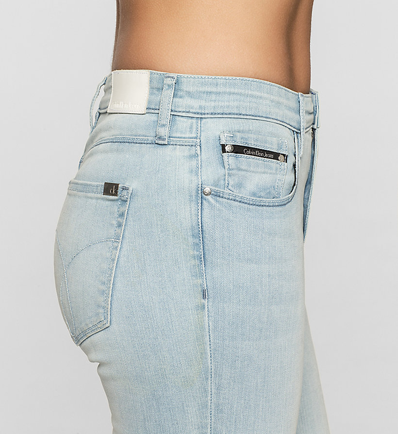 CKJEANS High Rise Skinny Jeans - SKY RIDER - CK JEANS JEANS - detail image 2