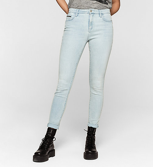 CKJEANS High Rise Skinny Jeans - SKY RIDER - CK JEANS JEANS - main image
