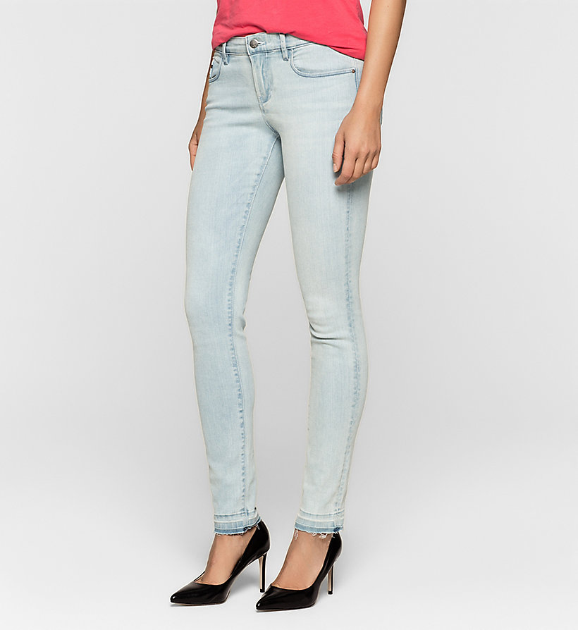 CKJEANS Mid-Rise Skinny-Jeans - SKY RIDER - CK JEANS KLEIDUNG - main image 3