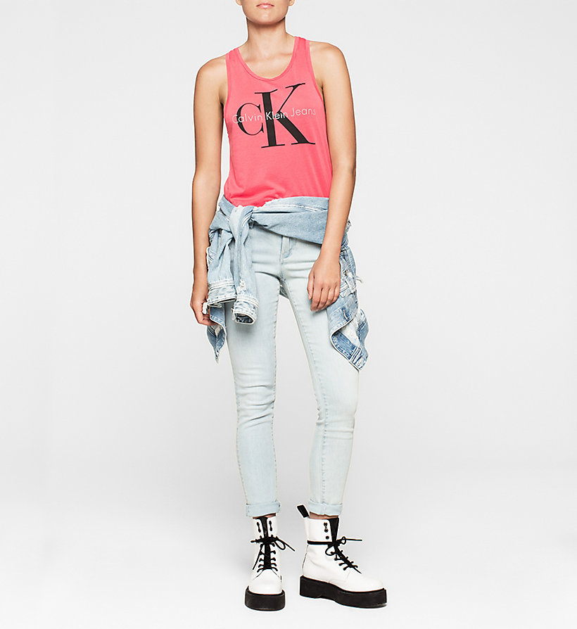 CKJEANS Mid-Rise Skinny-Jeans - SKY RIDER - CK JEANS KLEIDUNG - main image 4