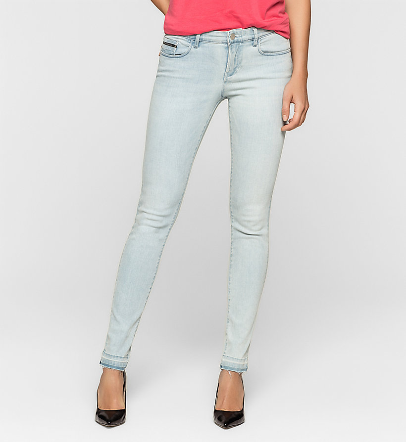 CKJEANS Mid-Rise Skinny-Jeans - SKY RIDER - CK JEANS KLEIDUNG - main image