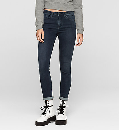 CALVIN KLEIN JEANS High-Rise Sculpted Skinny-Jeans J20J205153913