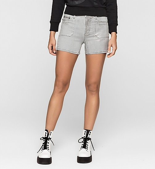 Short surplus in denim - METALLICA - CK JEANS SHORTS - immagine principale