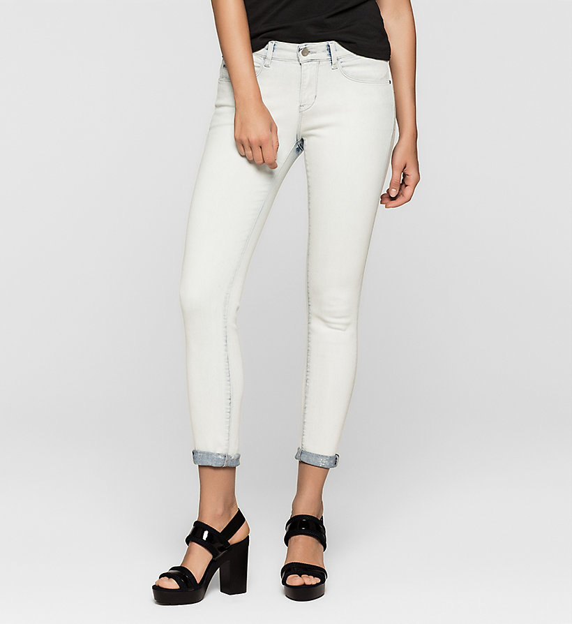 CKJEANS Mid-Rise Skinny-Jeans - SPACE STRETCH - CK JEANS KLEIDUNG - main image