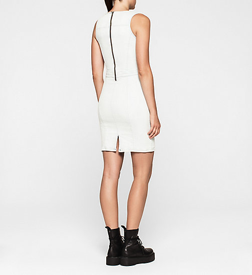 CALVINKLEIN Denim Tank Dress - SPACE STRETCH - CK JEANS DRESSES - detail image 1
