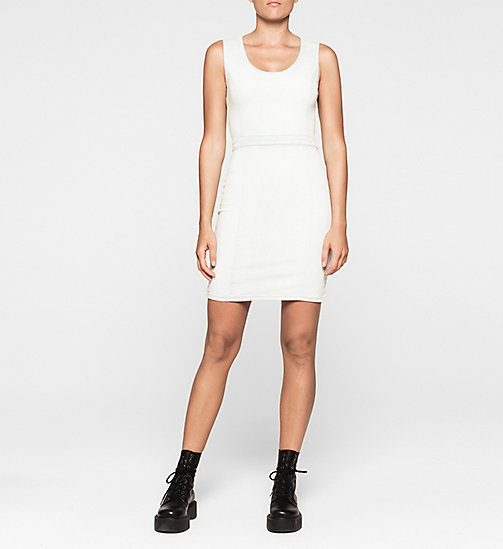 CALVINKLEIN Denim Tank Dress - SPACE STRETCH - CK JEANS DRESSES - main image