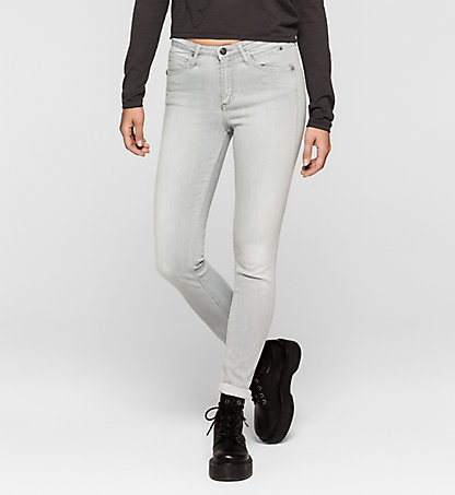 CALVIN KLEIN JEANS High-Rise Sculpted Skinny-Jeans J20J205298906