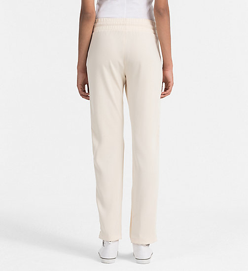 CALVIN KLEIN JEANS Satin Sweatpants - DAWN - CALVIN KLEIN JEANS ACTION-PACKED - detail image 1