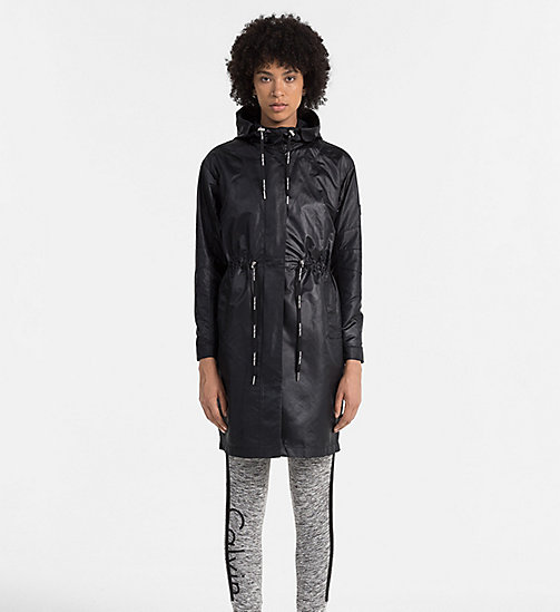 CALVIN KLEIN JEANS 2-in-1 Parka Coat - CK BLACK - CALVIN KLEIN JEANS ACTION-PACKED - main image