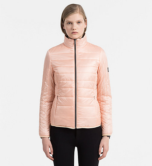 Reversible Padded Jacket - PEACHY KEEN - CALVIN KLEIN JEANS OUTERWEAR - main image