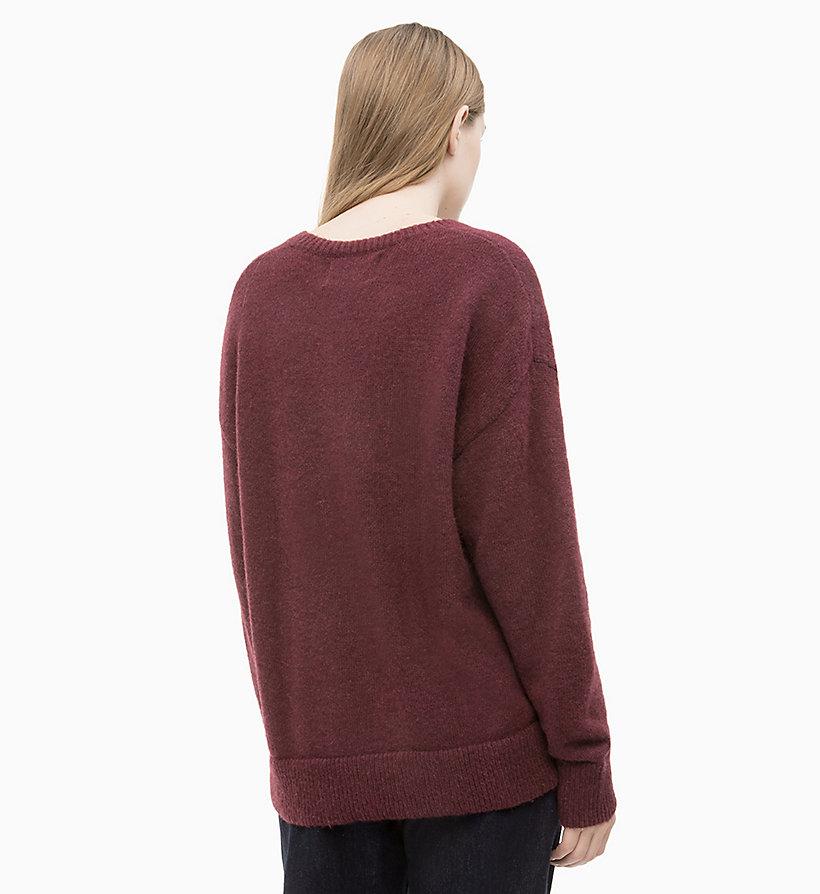 Calvin Klein - Oversized Wool Alpaca Jumper - 2