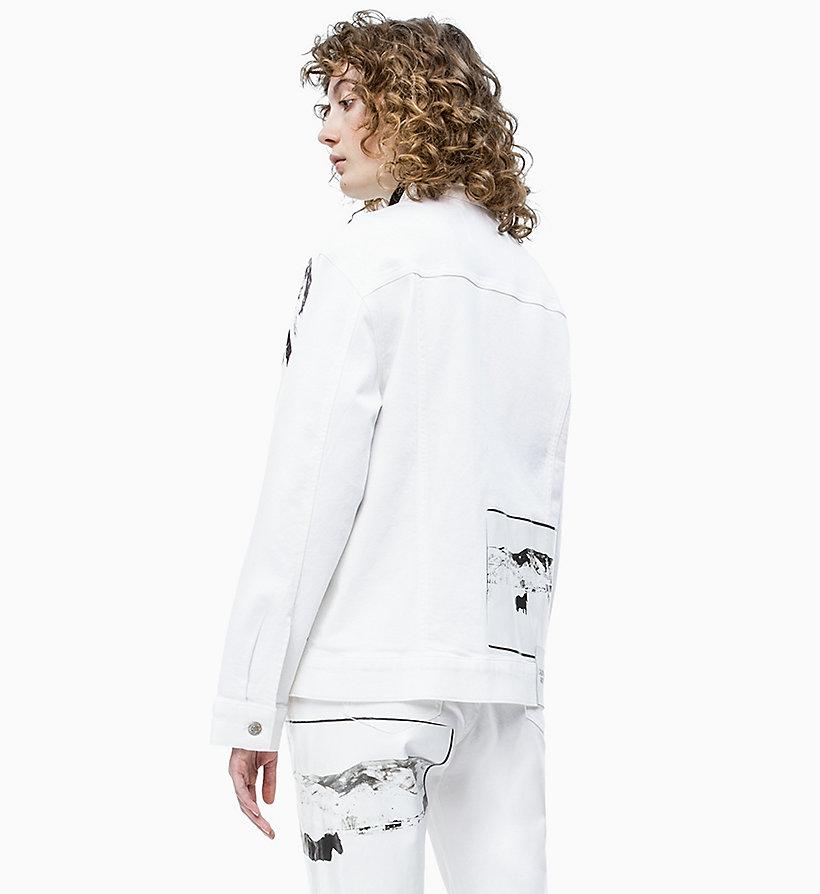 Calvin Klein - Andy Warhol Denim Trucker Jacket - 2
