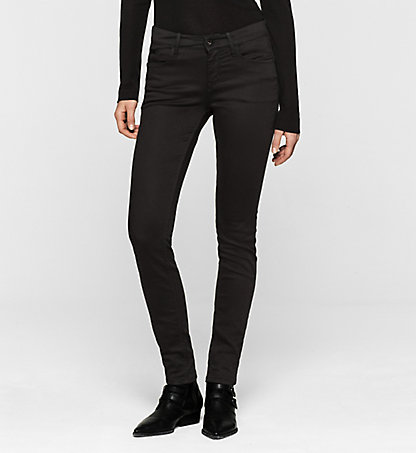CALVIN KLEIN JEANS Mid-Rise Skinny-Jeans J2EJ201778809