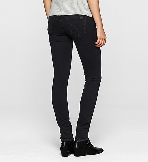 CKJEANS Mid Rise Skinny Jeans - SATIN RINSE STRETCH - CK JEANS Up to 50% - detail image 1