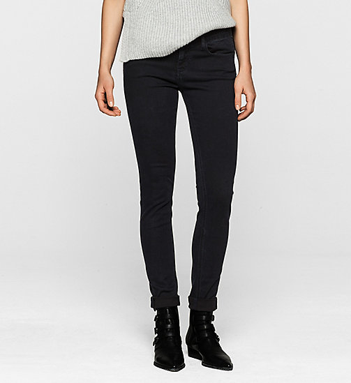 CKJEANS Mid Rise Skinny Jeans - SATIN RINSE STRETCH - CK JEANS Up to 50% - main image