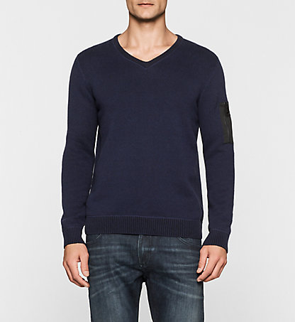 CALVIN KLEIN JEANS Pullover - Sector J30J300565863
