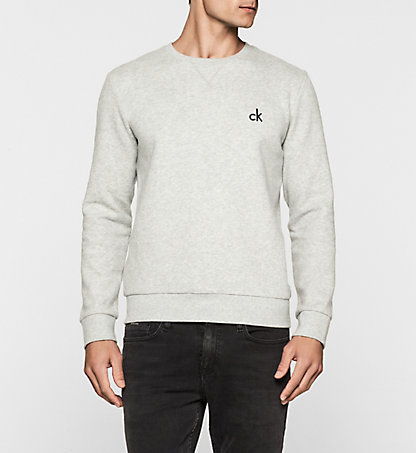CALVIN KLEIN JEANS Sweat-shirt - Hatch J30J300603038