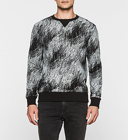 CALVIN KLEIN JEANS Sweat-shirt - Headup J30J300613093
