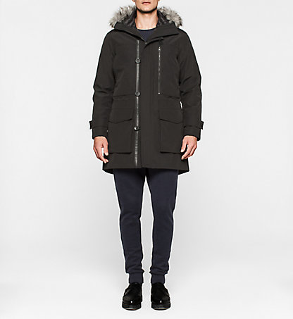 CALVIN KLEIN JEANS 2-in-1 Down Parka - Optimum J30J300631099