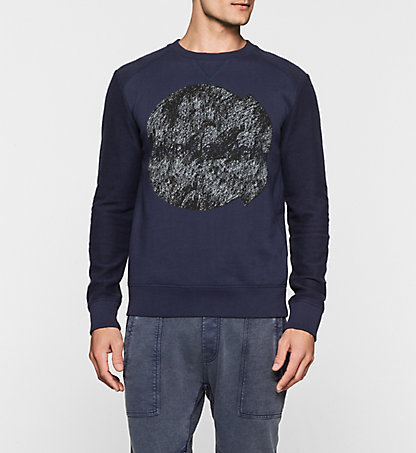 CALVIN KLEIN JEANS Sweat-shirt - Headup J30J300804496