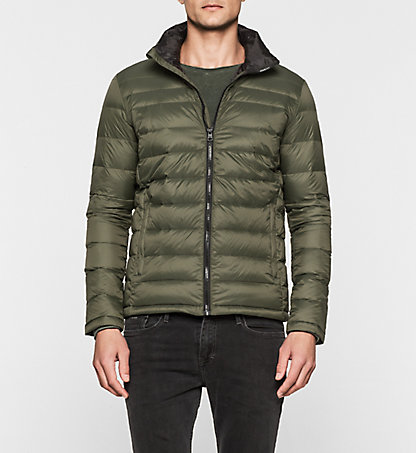 CALVIN KLEIN JEANS Quilted Down Jacket - Opack J30J300924355
