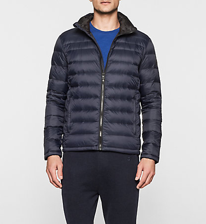 CALVIN KLEIN JEANS Quilted Down Jacket - Opack J30J300924402