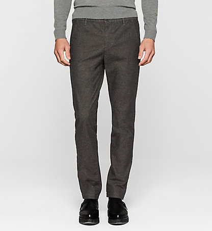 CALVIN KLEIN JEANS Chino Trousers - Gerst J30J300936025