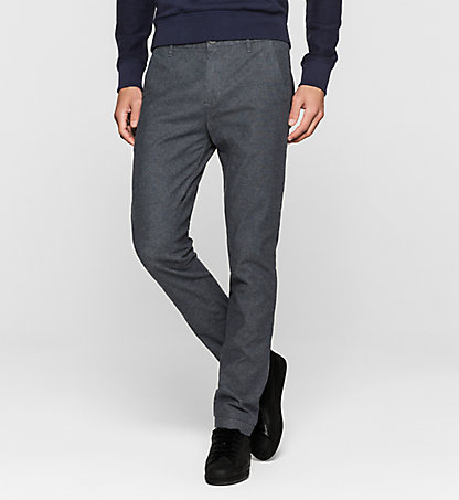 CALVIN KLEIN JEANS Chino Trousers - Gerst J30J300936191