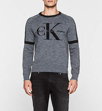 CALVIN KLEIN JEANS Pull - Stormy J30J301025402