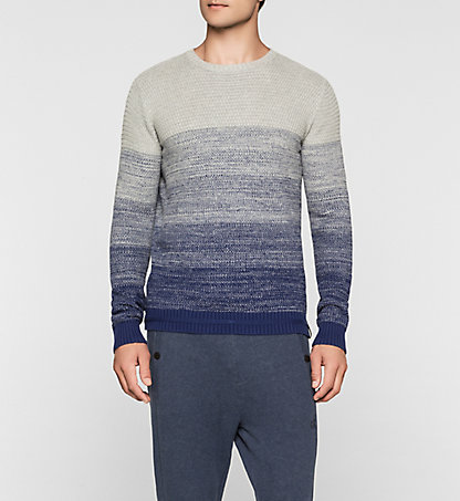 CALVIN KLEIN JEANS Colourblock Sweater - Soreol J30J301234902