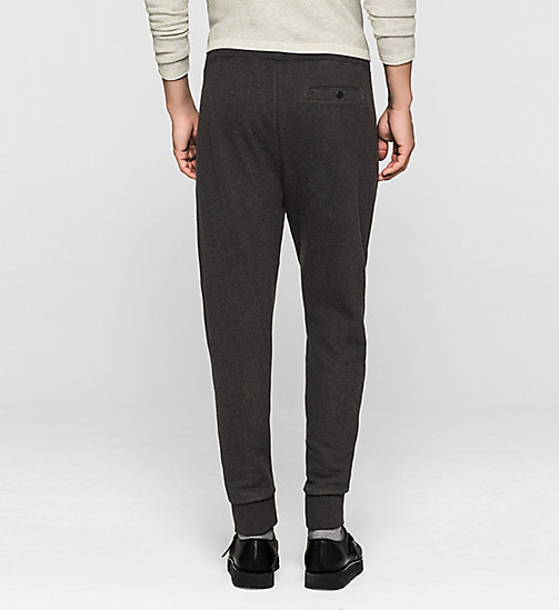 CALVINKLEIN Sweatpants - CK BLACK - CK JEANS TROUSERS - detail image 1
