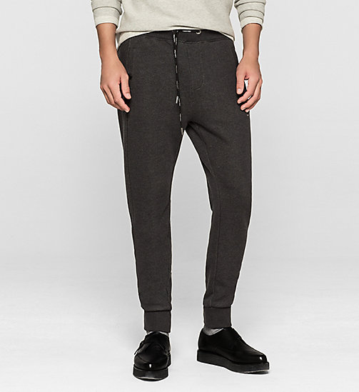CALVINKLEIN Sweatpants - CK BLACK - CK JEANS TROUSERS - main image