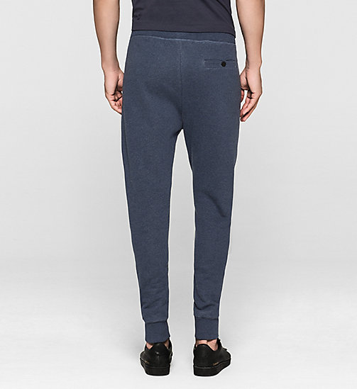 CALVINKLEIN Sweatpants - BLUEPRINT - CK JEANS TROUSERS - detail image 1