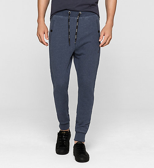 CALVINKLEIN Sweatpants - BLUEPRINT - CK JEANS TROUSERS - main image