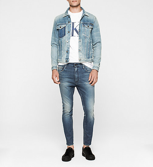 CALVINKLEIN Denim Jacket - TIME MACHINE - CK JEANS OUTERWEAR - detail image 1