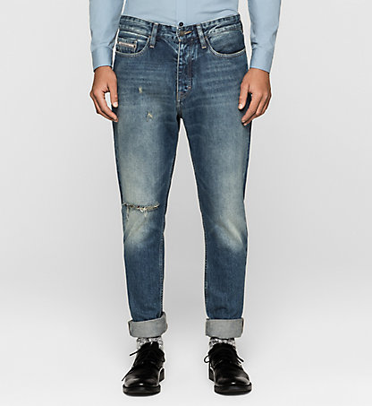 CALVIN KLEIN JEANS Tapered Jeans J30J301421914