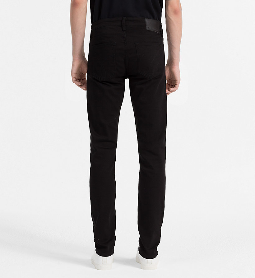 CKJEANS Skinny Jeans - STAY BLACK - CK JEANS CLOTHES - detail image 1