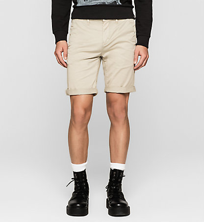 CALVIN KLEIN JEANS Short chino regular J30J304587024